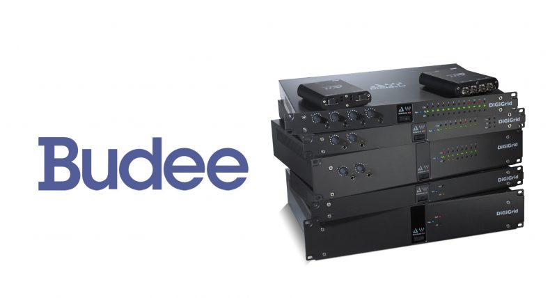 DiGiGrid Appoints BUDEE To Deliver Premium Audio Solutions