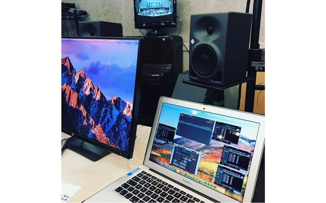 DiGiGrid Networked Audio System helps Sennheiser AMBEO go 3D