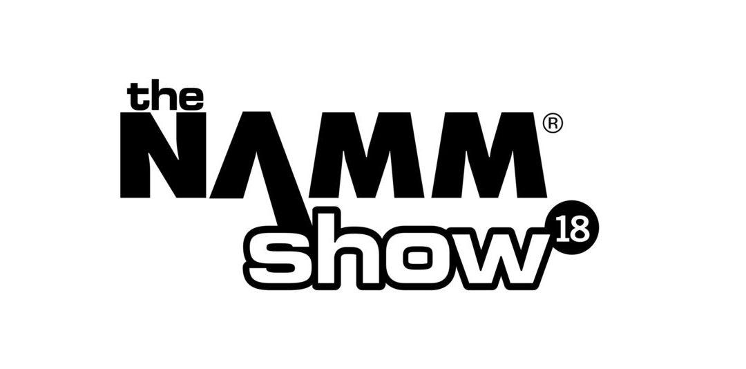 NAMM 2018 Session Timetable