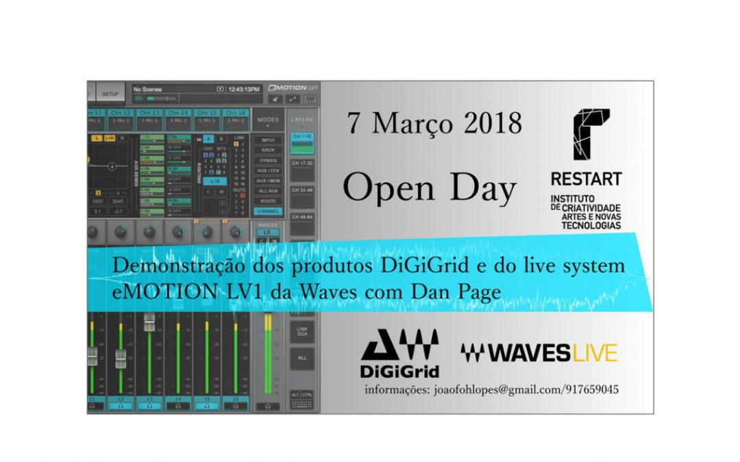 DiGiGrid Discovery Day In Portugal
