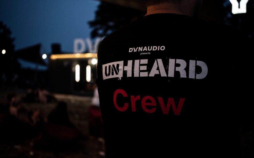 Unheard – Thinking Inside the Box