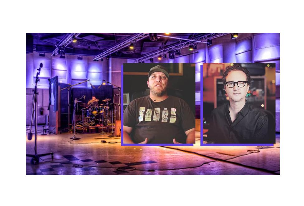 "Bridge The Gap Masterclass With Greg Wells & Sean ""Sully"" Sullivan At EastWest Studios"