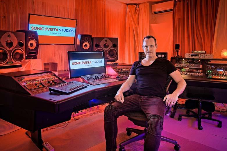 Henry Sarmiento: Recording in Ibiza with DiGiGrid