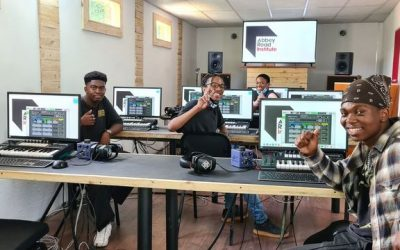DiGiGrid and Education Come Together at Abbey Road Institute in Jo'Burg