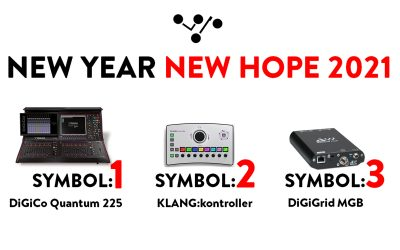 DiGiCo Announces Winners of New Hope Competition
