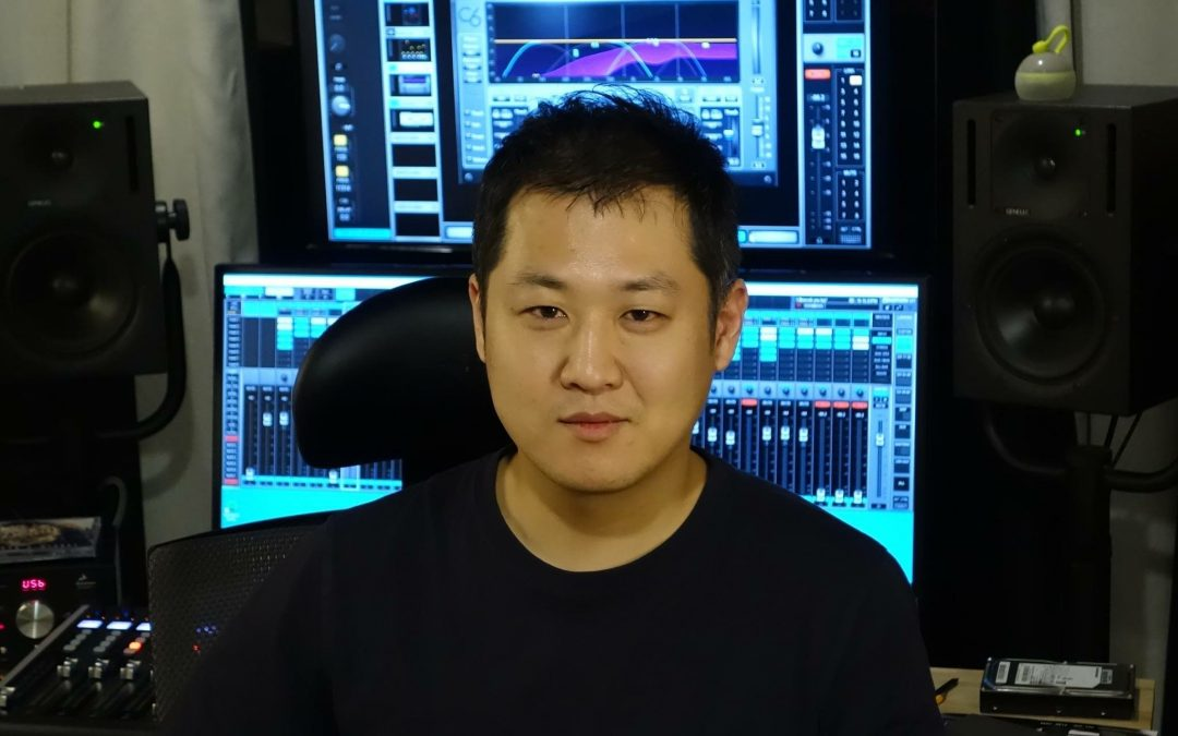 DiGiGrid in the heart and Seoul with Hyunmin Moon