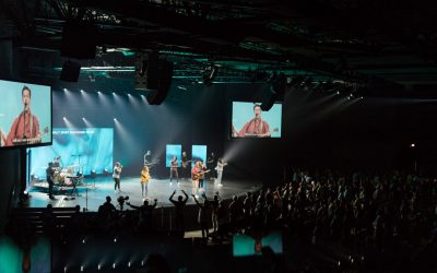 DiGiGrid and Virtual Soundcheck receive praise at the City Hope Church.